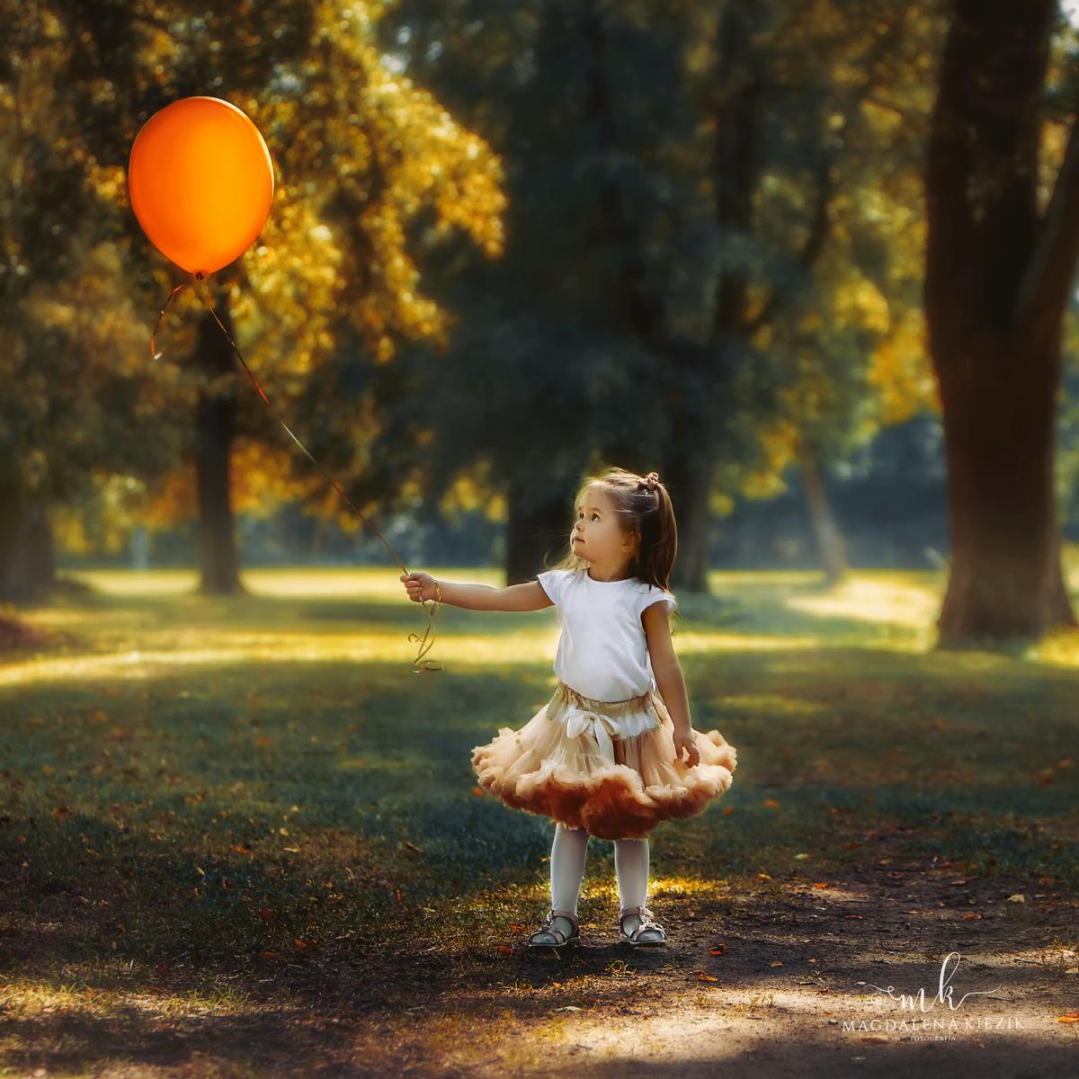 artystyczna fotografia dziecięca